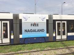 'Free Kashmir' posters appear in Geneva