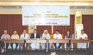 Concern voiced over water bodies' pollution