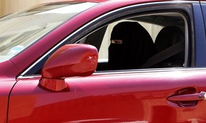 I couldn't believe my eyes when I read that Saudi Arabia had lifted the driving ban on women