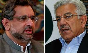 NSC briefed on PM Abbasi, Asif's foreign trips