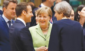 Macron, Merkel and May: Europe is getting very complicated