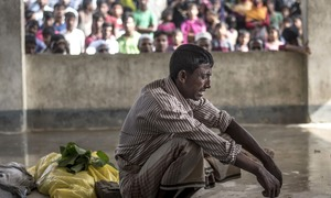 Over 60 feared dead as Rohingya boat capsizes near Bangladesh