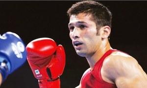 Pakistan boxer Waseem maintains ranking in Panama fight