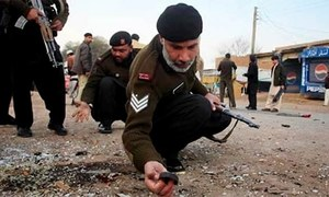 1 dead, 2 injured in Swat blast