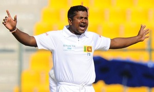 Herath magic makes dull and dreary Test go Sri Lanka way