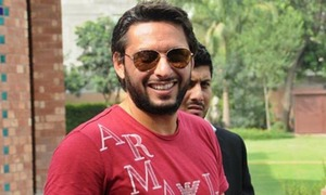 Afridi moves to Karachi Kings ahead of PSL drafts