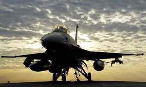 US firm lobbied for and against Pakistan over F-16s