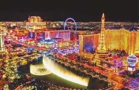 Footprints: what happens in Vegas