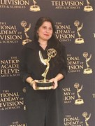 Sharmeen wins Emmy for best documentary