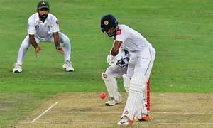 Empty seats in second Sri Lanka Test an eyesore as Pakistan toil