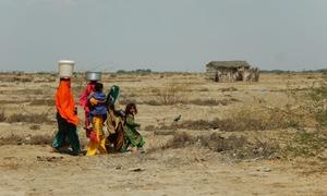 پیاسے کوہستان کی بیٹیاں نازک نہیں