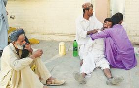 SITUATIONER: DEATH ON THE ROAD TO MASTUNG