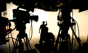 Journalists up in arms after TV channel booked
