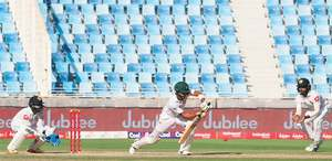 COMMENT: Pakistan batsmen seem resigned to their fate