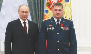 کیا امریکا، شام میں اعلیٰ روسی فوجی افسران کی ہلاکت میں ملوث؟
