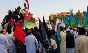 Fata reforms protesters not convinced by PM's assurance