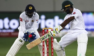 Sri Lanka thrash Pakistan, claim Test series
