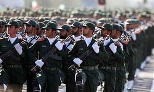 Iran warns US on designating Revolutionary Guards terrorist group