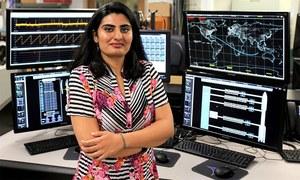 ناسا میں صلاحیت منوانے والی پہلی پاکستانی نژاد خاتون