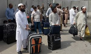 NAB directed to probe financial irregularities in construction of Islamabad airport baggage terminal