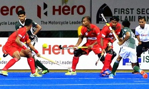 Pakistan defeat Bangladesh 7-0 in first Hockey Asia Cup match
