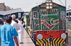 Railways minister criticises stay orders issued in encroachment cases