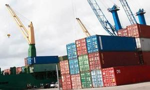 Trade deficit surges on, September data shows