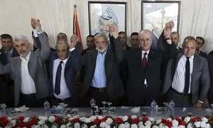 حماس اور فتح کے درمیان معاہدہ طے پاگیا