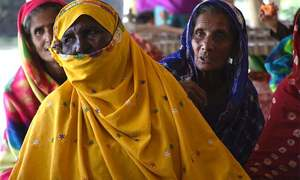 From poor harvests to a lack of property rights: The struggles of Sindhi rural women