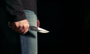 چاقو مار چھلاوے کا مبینہ دوست اور مددگار ریمانڈ پر پولیس کے حوالے