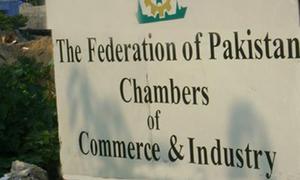 معیشت پر آرمی چیف کے بیان پر تنقید 'بے بنیاد'، ایف پی سی سی آئی
