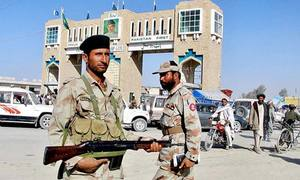 Pakistan, Iran sign MoU for improved border management
