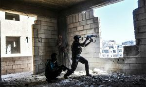 US-backed force announces 'final phase' of battle for Syria's Raqa