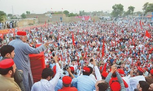 Asfandyar asks NA-4 voters to ignore extremist forces
