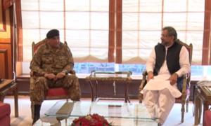 Editorial: Civil-military squabbling