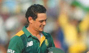 De Kock, Amla flay Bangladesh in record-breaking win
