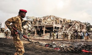 صومالیہ کی تاریخ کا بدترین دھماکا: ہلاکتوں کی تعداد 276 ہوگئی