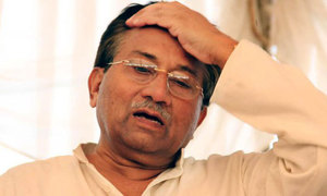 فوج اور عدلیہ کے خلاف بیان دینے والے 'ملک دشمن' ہیں، پرویز مشرف