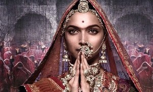 Will burn down cinema halls if Padmavati distorts history, 'dishonours' queen: Rajput clan