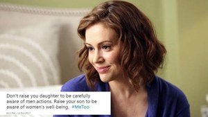 Thousands worldwide respond 'me too' to actress's Twitter prompt on sexual abuse