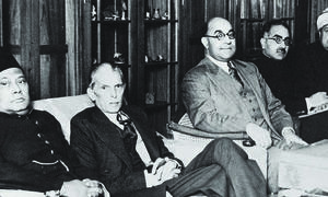 The man Jinnah called his right hand