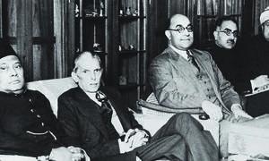 The man Jinnah called his right hand
