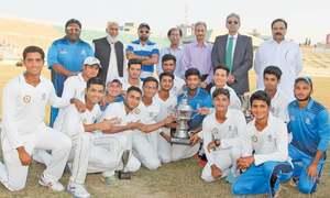Imran, Kahaf guide Karachi Blues to PCB U-19 title