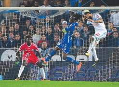 Mitroglou rescues Marseille with late equaliser