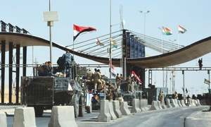 Iraqi forces seize Kirkuk from Kurds
