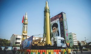 Trump hostility set to deepen Iran power struggles