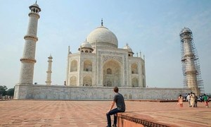 If Taj Mahal is built by traitors, so is Red Fort, politician tells Modi