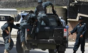 Afghan forces seize explosives-packed car near Kabul