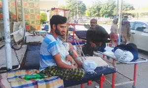 Patients suffer as Pims strike continues for the second week