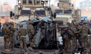 شام:امریکی اتحادیوں نے داعش سے الرقہ ہسپتال کا قبضہ حاصل کرلیا